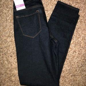 Dark denim 10L skinny jeans